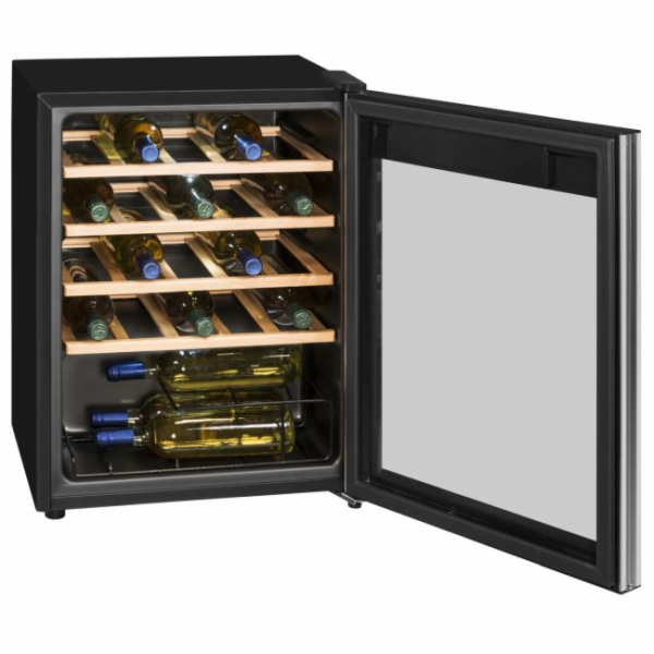 Exquisit WS 124-3 EA chladnička na víno