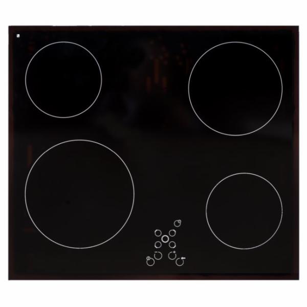 Exquisit EKC 601-8 Sklokeramická varná deska