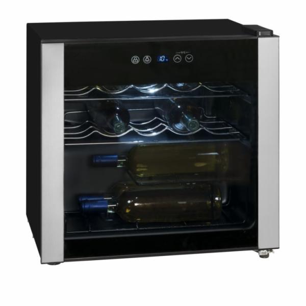 Exquisit WS 116-3 EA chladnička na víno