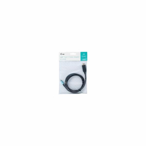 iTec USB-C - HDMI kabel adaptér (4K/60 Hz) - 200cm
