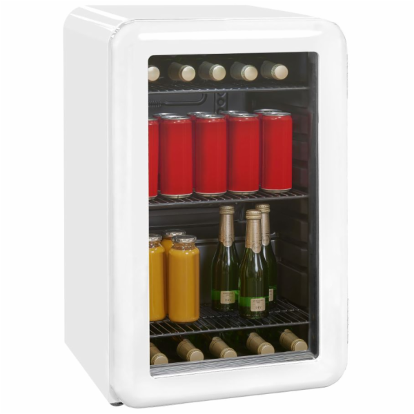 Exquisit RKB 60-14 A+G retro mini chladnička