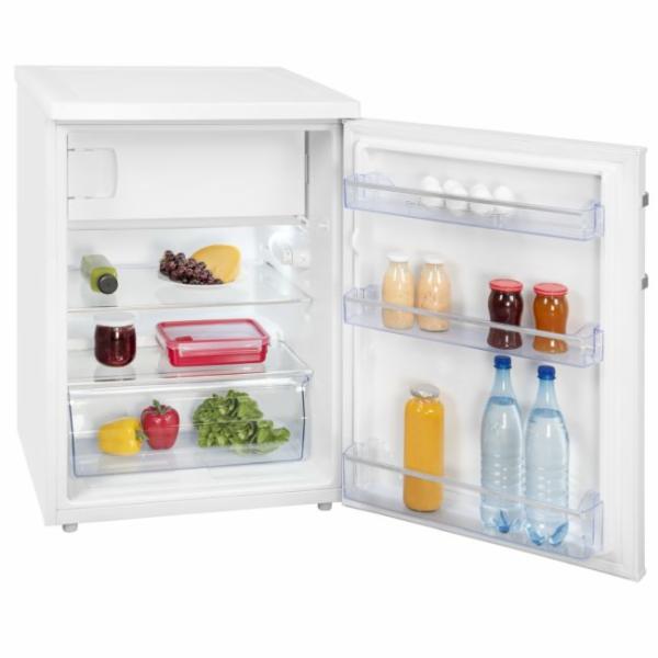 Exquisit KS 18-17 A++ kombinovaná chladnička