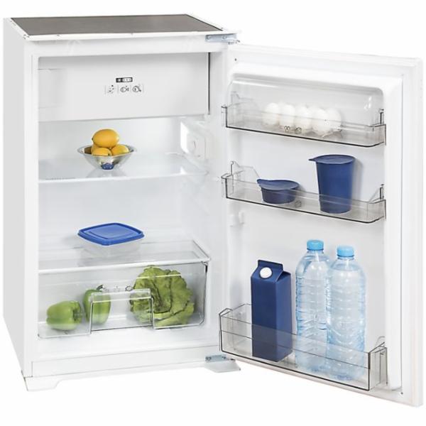 Exquisit EKS 130-4 A+ vestavná kombinovaná chladnička