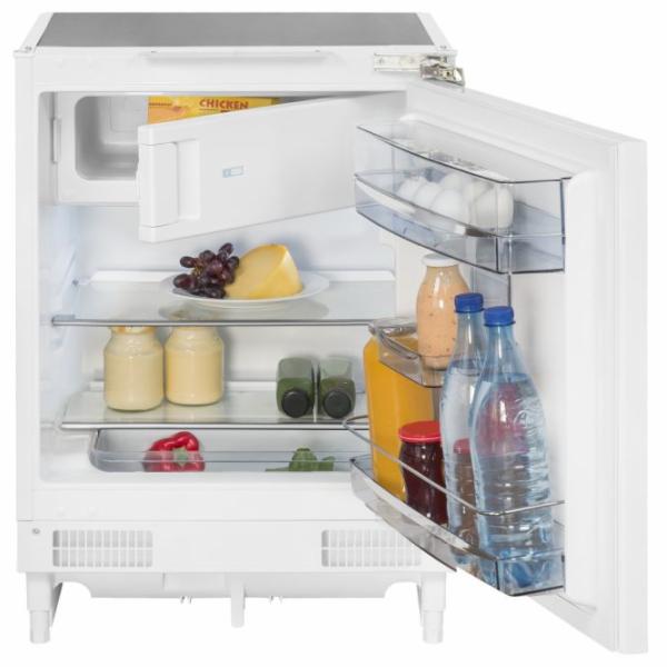 Exquisit UKS 130-1 A++ podpultová kombinovaná chladnička