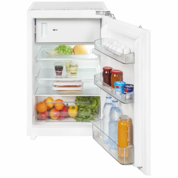 Exquisit EKS 131-6 FA++ vestavná kombinovaná chladnička
