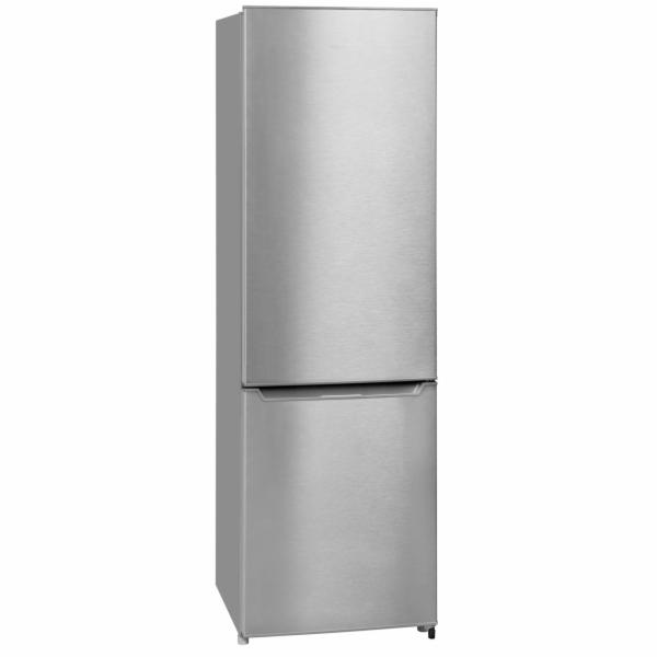 Exquisit KGC 265/70-1 A++Inoxlook kombinovaná chladnička nerez