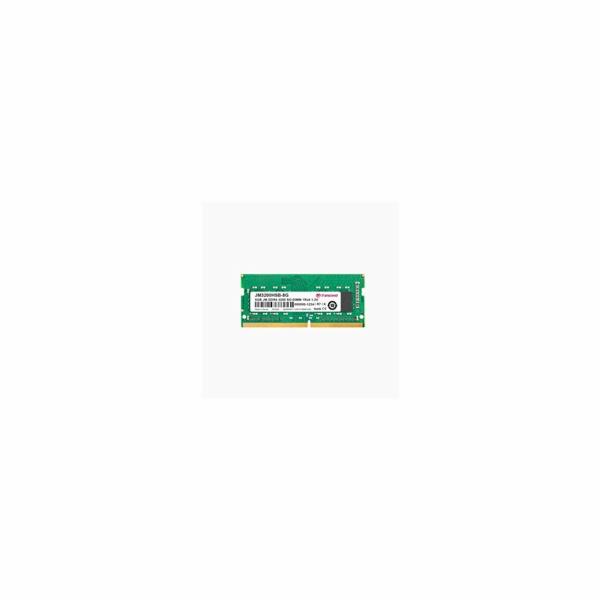 SODIMM DDR4 8GB 3200MHz TRANSCEND 1Rx8 1Gx8 CL22 1.2V