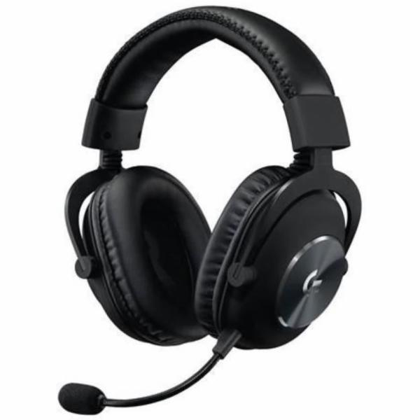 Logitech G PRO X gaming Headset cerna