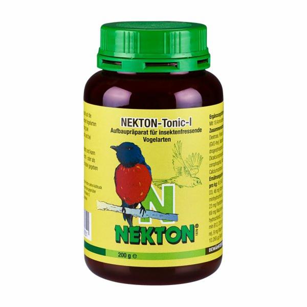 NEKTON Tonic I - krmivo s vitamíny pro hmyzožravé ptáky 100g