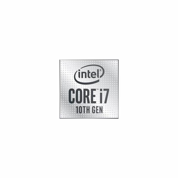 CPU INTEL Core i7-10700KF 3,80GHz 16MB L3 LGA1200, BOX (bez chladiče a VGA)