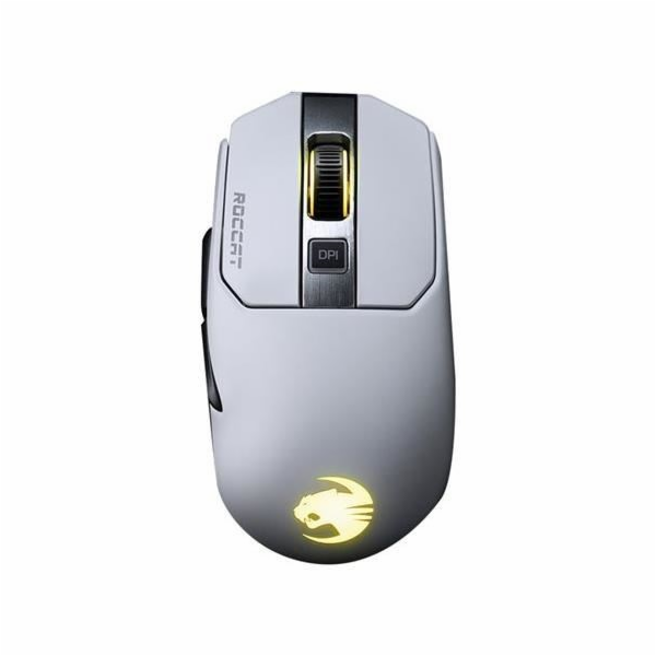 Roccat Kain 202 AIMO white RGB wireless Gaming Mouse