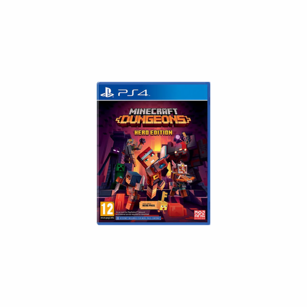 HRA PS4 Minecraft Dungeons - Hero Ed.