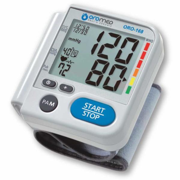 ORO-MED ORO-168 měřič krevního tlaku