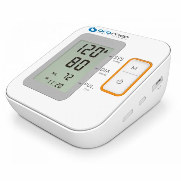 ORO-MED ORO-N2BASIC moderní měřič krevního tlaku