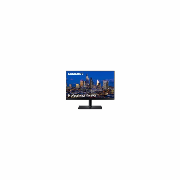 "SAMSUNG MT LED LCD 27"" T85F Business - VA panel, FHD, 4ms, 2,560 x 1,440, 75Hz, HDMI,"