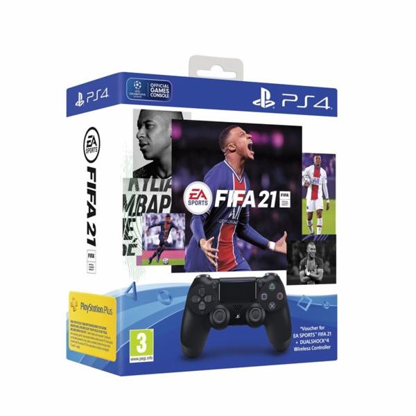 SONY PS4 Dualshock Controller V2+FIFA21