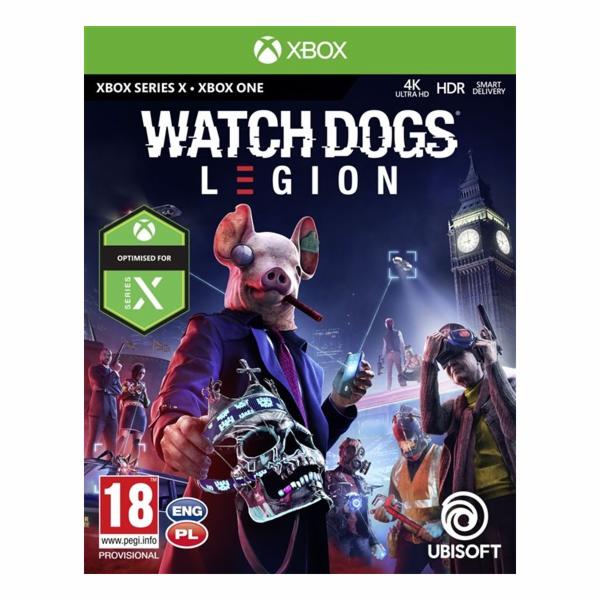 HRA XONE Watch_Dogs Legion