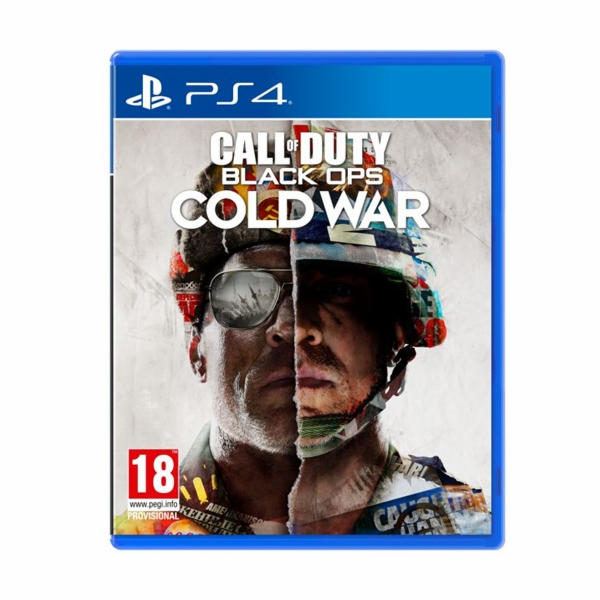 HRA PS4 Call Of Duty: Black Ops COLD WAR