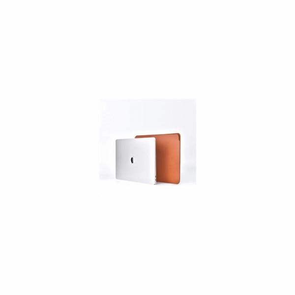 COTEetCI PU Ultra-tenké pouzdro pro MacBook 15 hnědá