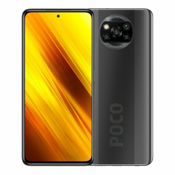 Xiaomi POCO X3 NFC šedá FullHD+/2GHz OC/6GB/64GB/2xSIM/SD/64+13+2M+2MPx/5160mAh
