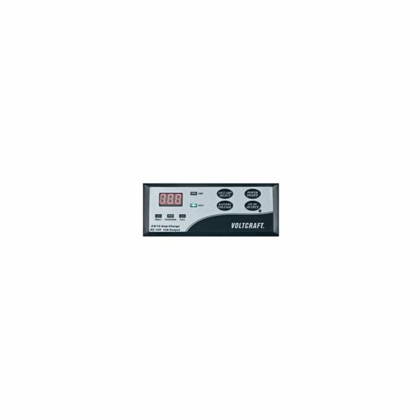 Nabíječka autobaterií VCW 12000, 2/6/12 A, 12 V VOLTCRAFT