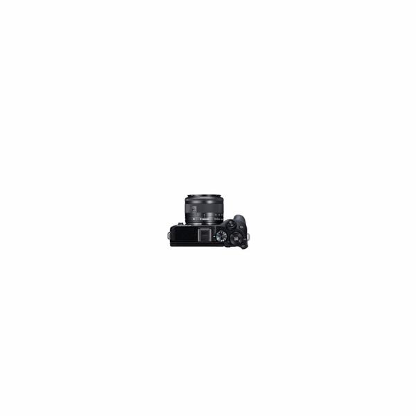 Canon EOS M6 Mark II mit Objektiv (3611C012)