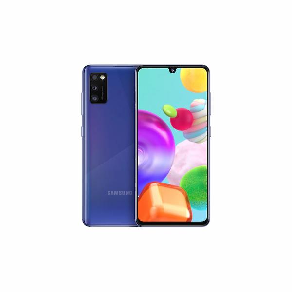 Samsung Galaxy A41 blue