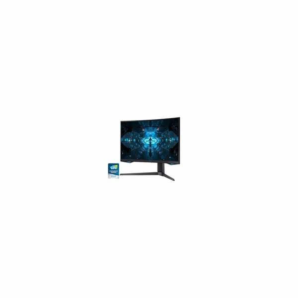 "SAMSUNG MT LED LCD 32"" Odyssey G7 - prohnutý, VA panel, QLED, 240Hz 1ms, 2560x1440, DisplayPort, HDM"
