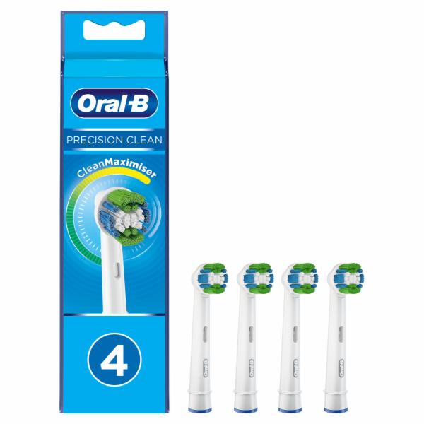 Oral-B Precision Clean 4er CleanMaximizer
