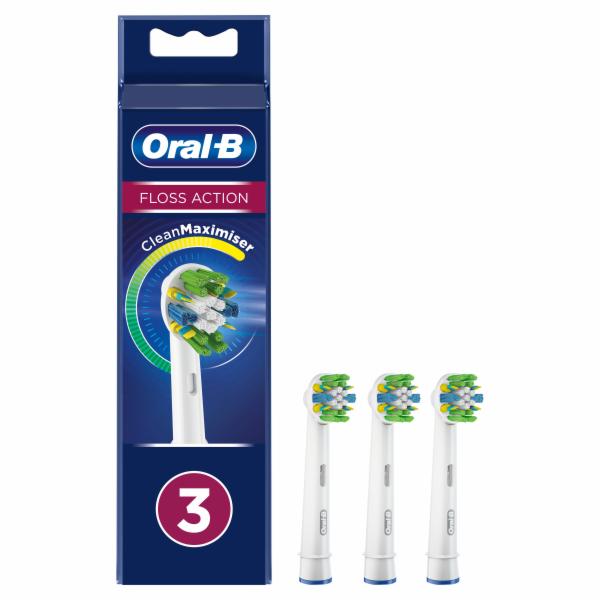 Braun Oral-B nahradni hlavice na max.cistení 3x CleanMaximiz