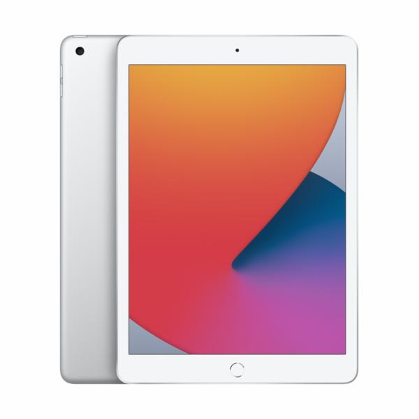 APPLE iPad 8. 10,2 Wi-Fi 128GB - Silver
