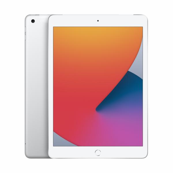 APPLE iPad 8. 10,2 Wi-Fi + Cellular 32GB - Silver