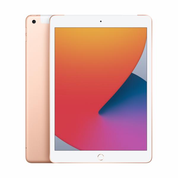 Apple iPad 8. 10,2 Wi-Fi + Cellular 32GB - Gold