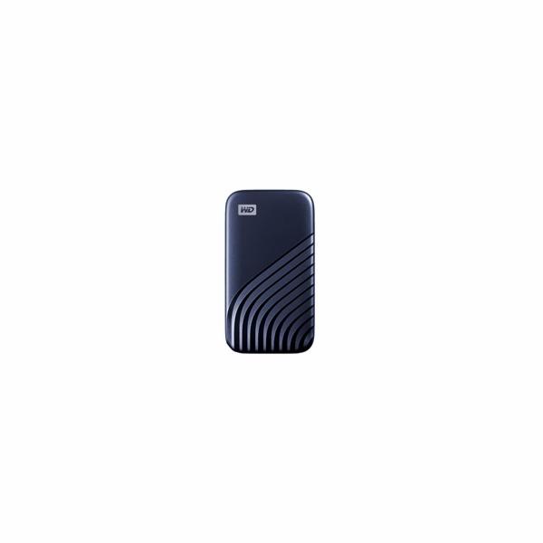 Western Digital MyPassport 500GB SSD Midn.Blue WDBAGF5000ABL-WESN