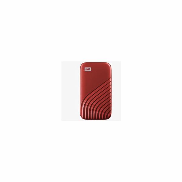 Western Digital MyPassport 1TB SSD Red WDBAGF0010BRD-WESN