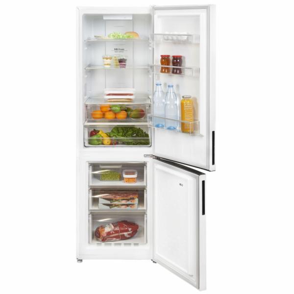 Exquisit KGC 265/50-5 NFA++ kombinovaná chladnička