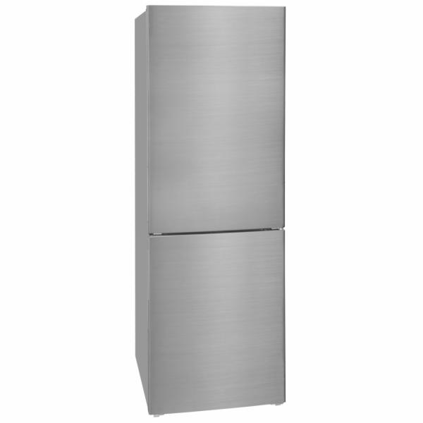 Exquisit KGC 325/95-4 NFA++Inoxlook kombinovaná chladnička nerez