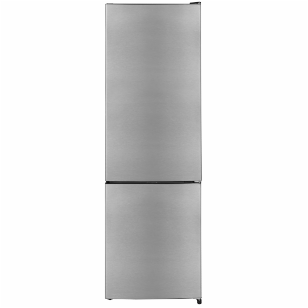 Exquisit KGC 260/75-5 LFEA++Inoxlook kombinovaná chladnička nerez