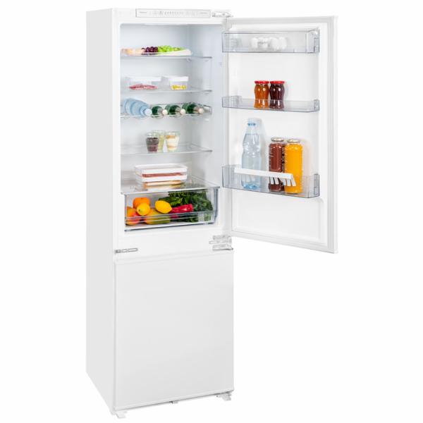 Exquisit EKGC 270/70-1 NFE vestavná kombinovaná chladnička