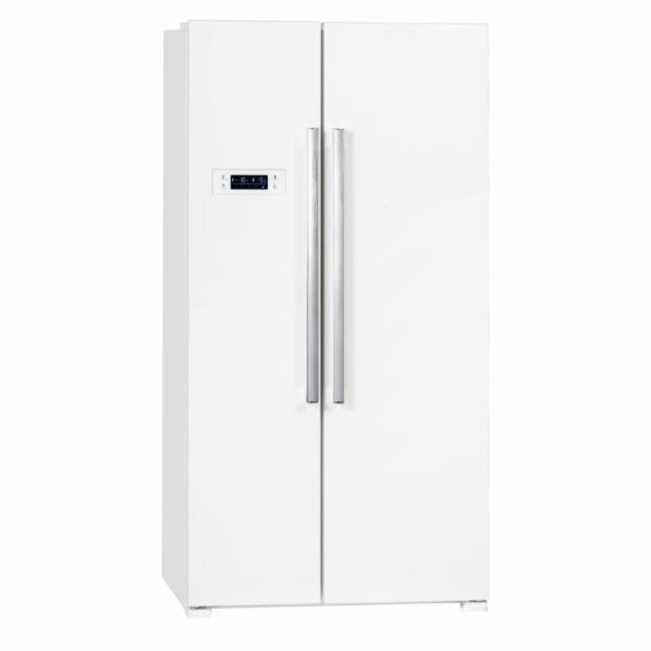 Exquisit SBS 550-4 A++ americká chladnička