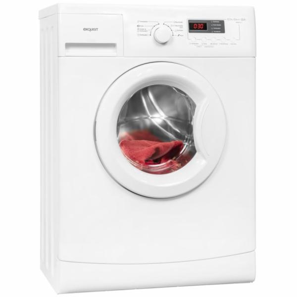 Exquisit WA 6012-1 pračka s předním plněním