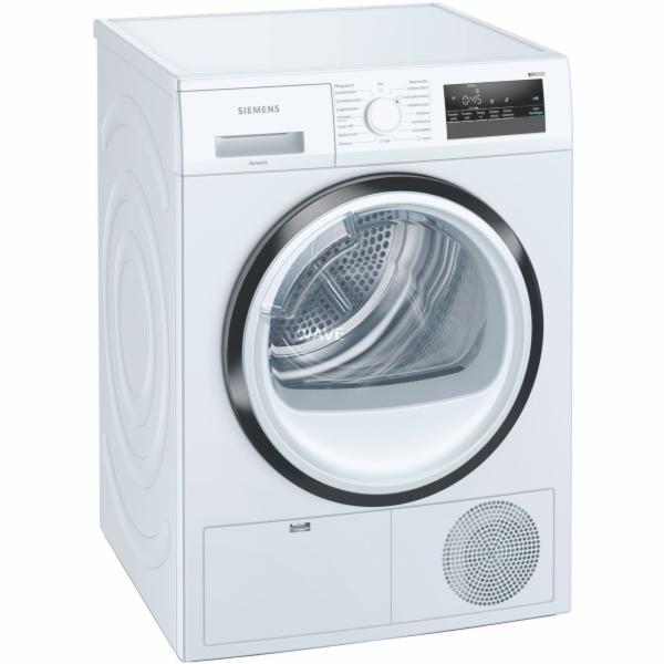 WT45HVA1 iQ300, Wärmepumpen-Kondensationstrockner
