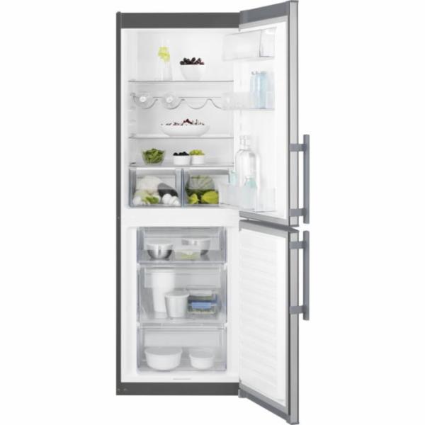 Electrolux LNT3LE31X1 kombinovaná chladnička