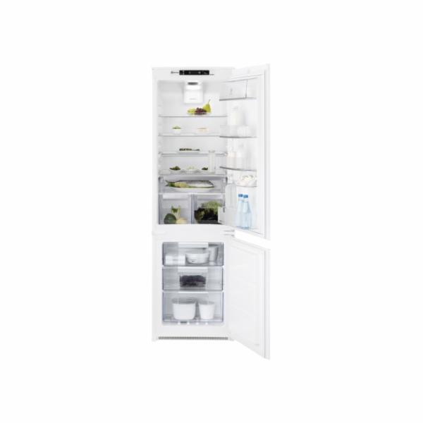 ELECTROLUX LNT8TE18S vestavná kombinovaná chladnička