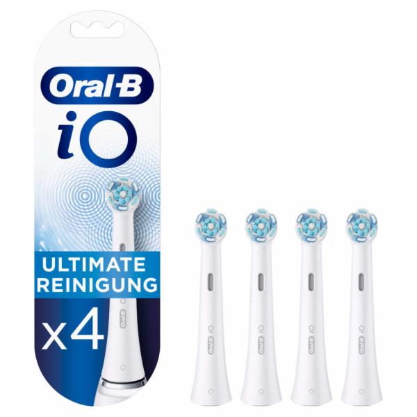 Braun Oral-B iO nahradni hlavice Ultimate Cleaning 4x