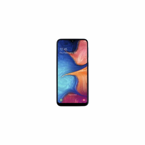 SM A202 Galaxy A20e Blue SAMSUNG