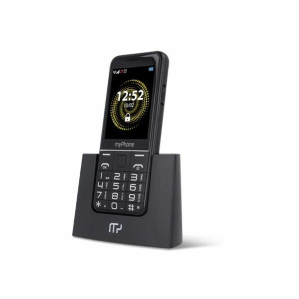 myPhone HALO Q černý