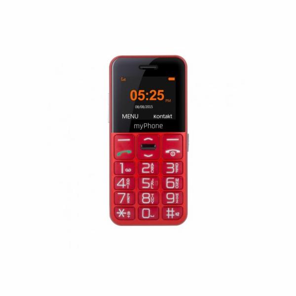 myPhone HALO EASY ČERVENÝ
