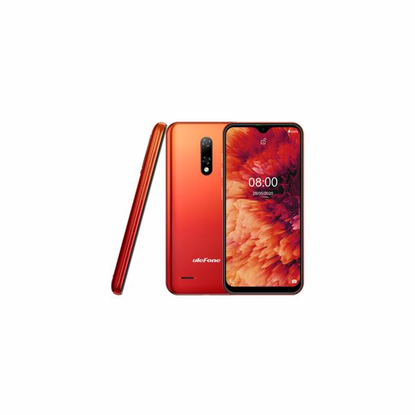 Note 8P 2GB 16GB DS Sunr. Orange ULEFONE