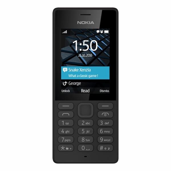 Nokia 150 Dual SIM 2020 černý